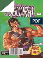 800 Samurai John Barry