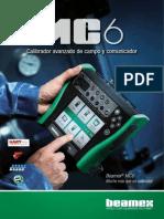 Beamex MC6 Brochure ESP
