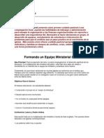 Administración Pastoral Parte 6
