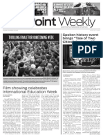 The Point Weekly - 11.25.13