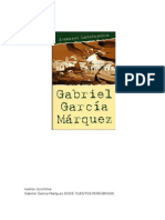 Dvanaest hodočasnika Gabriel Garcia Marquez