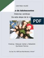 Diario de Adolescentes, Evelyng