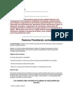 Administración Pastoral Parte 10