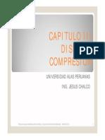 CAPITULO III DISEÑO A COMPRESION ultimo