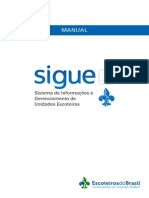 SIGUE Manual
