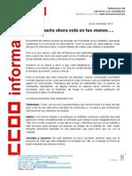 2013_11_25 Comunicado Clima Laboral