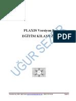 Plaxis Egitim Klavuzu