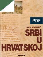 DRAGO ROKSANDIĆ- Srbi u Hrvatskoj