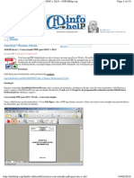 Able2extract Convertendo PDF