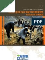 Cash Based Interventions Guideline 2007