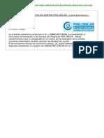 DDJJ - Formulario de Inscripción para Crédito Hipotecario