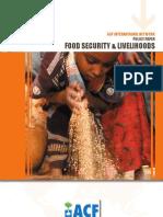 Food Security and Livelihood Policy - 01.2009