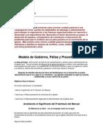 Administración Pastoral Parte 12