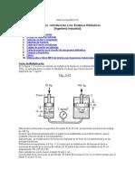 Introducción a los Sistemas Hidráulicos- Iván Escalona Moreno