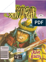 801 Samurai John Barry