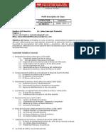 Perfil Descriptivo de Clase ESEM