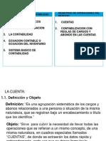 Presentacion Curso Contab y Costos _ Las Cuentas Contables Prueba