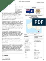 Tasmania - Wikipedia, The Free Encyclopedia
