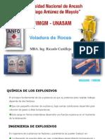Termoquimica de Los Explosivos y Agentes de Voladura