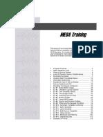 2.0 Mesa Training Manual
