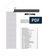 2.0 Mesa Training Manual