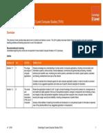 Scheme of Work 2013