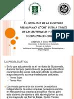 El problema de la escritura prehispánica k'iche' MORELOS.pdf