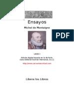 Ensayos - Libro 01