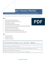 Yellow Pages Industry Monitor (Issue 8, July 2009)