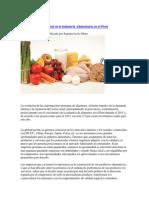 Industria Alimentaria en el Perú[1]