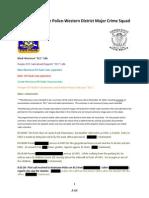 A84 Sandy Hook School Shooting Redacted Timeline