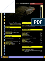 Kazon Predator Class
