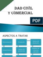 Sociedad Civil Comercial