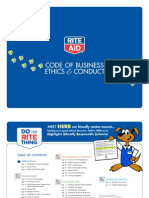 RiteAid Code of Ethics