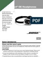 Bose - Triport Oe