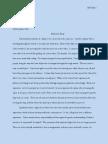 eportfolio final reflective essay
