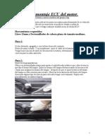 - Como Desmontar La Ecu Del Motor - Seat Leon-Toledo - Audi - Wv