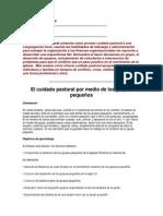 Administración Pastoral Parte 24