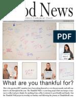 The Good News, December 2013