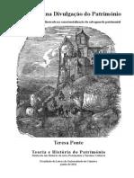 A Gravura na Divulgação do Património - O papel dos primeiros periódicos para uma consciencialização de salvaguarda patrimonial