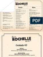 Leave Rochelle Out Of It Opening Menus