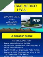 Marco legal de la peritación