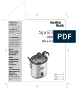 Hamilton Beach 33162R 6-Qt. Slow Cooker