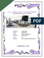 Sociologia 2013