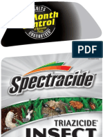 Spectracide Triazicide Spray Concentrate