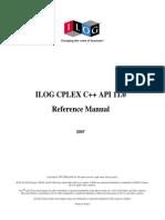 refcppcplex