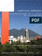 POÉTICAS URBANAS