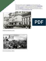 historia trabajo de integradora