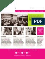 Homework 7 - MPHTC Website, Phase II