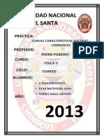 4_pra. Fisica II (Curvas Caracteristicas Voltajes - Corrientes)